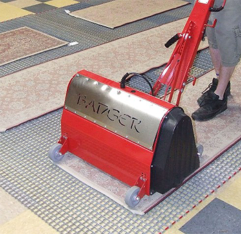 Cleaning Equipment Rug